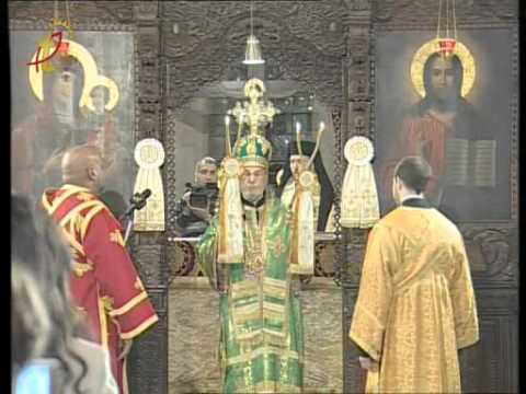 The Consecrations of 3 Hierarchs, Bishops John, Anthony and Nicholas