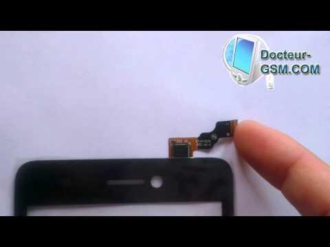 Réparer Ecran Vitre tactile Archos 50 Helium 4G