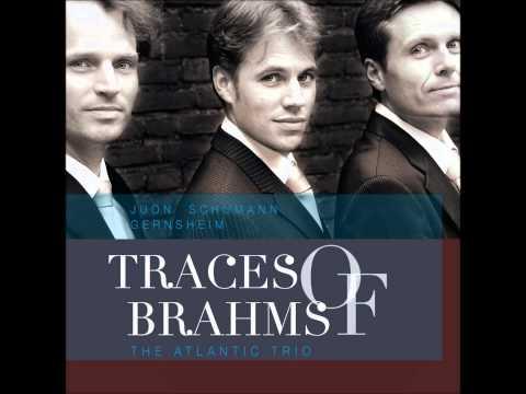 The Atlantic Trio (Bas Verheijden) plays Friedrich Gernsheim, Piano Trio No 2 Opus 37, Part 1