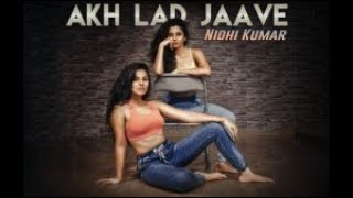Akh Lad Jaave | Loveratri | Dance Choreography | Nidhi Kumar