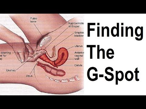 How to find my girlfriends gspot
