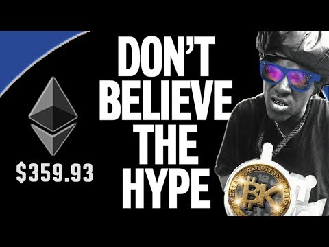 😡 DON'T BELIEVE THE HYPE - SELL ETH NOW! 💯  Ethereum 0.14 BTC   Crypto Currency Stock Chart Trade