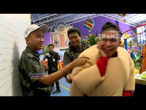 BROWNIS - Ruben Dan Anwar Mengajak Mustofa Jalan Jalan Di Transmart Jakarta (30/9/18) Part 2