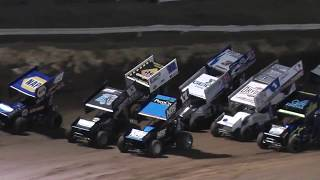world of outlaws sprintcar race placerville california part 1