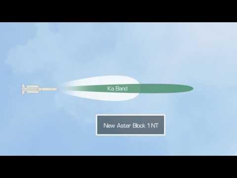 Le missile Aster Block 1 NT : les avantages du nouvel autodirecteur en bande Ka