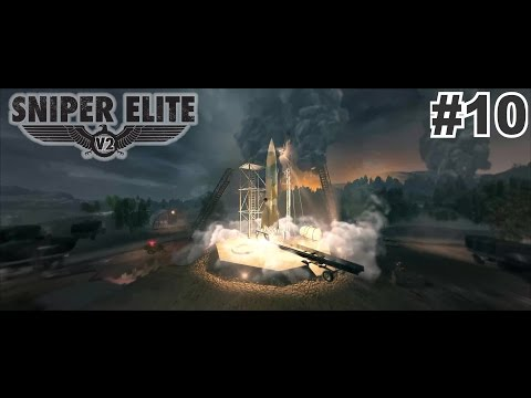 Sniper Elite V2 - Mission 10: Site de lancement de Kopenick [FR] - Succès: Sniper Redouté