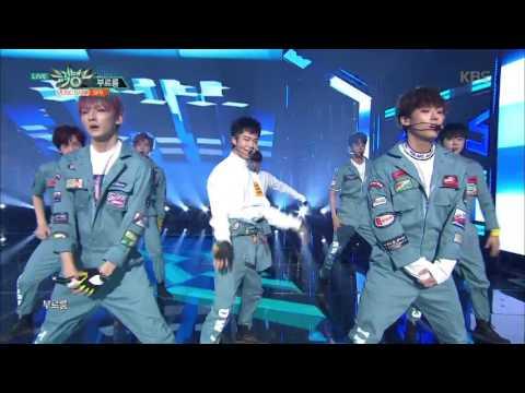 뮤직뱅크 Music Bank - SF9 - 부르릉 (SF9 - ROAR).20170303