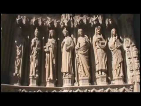 Tour of Metz France and St. Etienne Cathedral