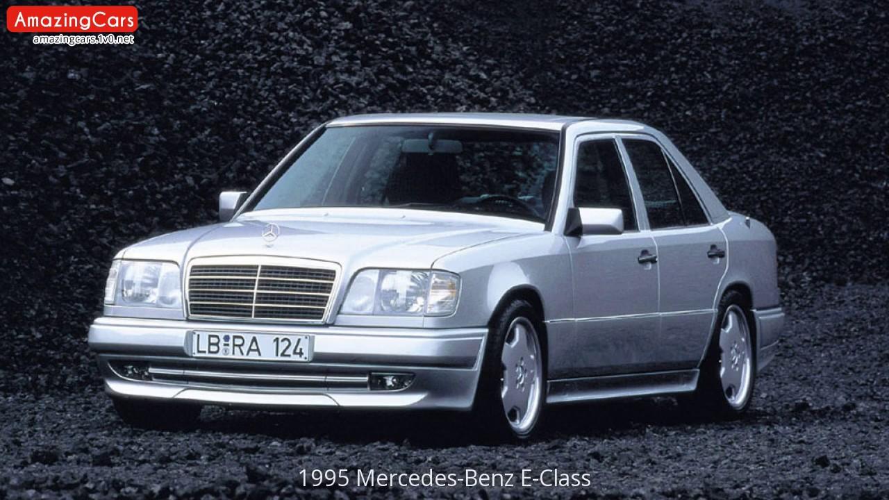 1995 mercedes benz e class youtube for Mercedes benz e class 1995