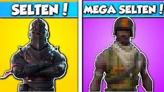 5 TEUERSTEN and RARE SKINS in FORTNITE!! 😱