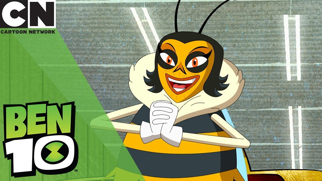Download Ben 10   Queen Bee   Cartoon Network UK 🇬🇧