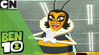 Ben 10 | Queen Bee | Cartoon Network UK