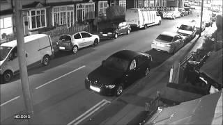 Erdington Car Thief HD-D213 CCTV Camera Nightvision Footage