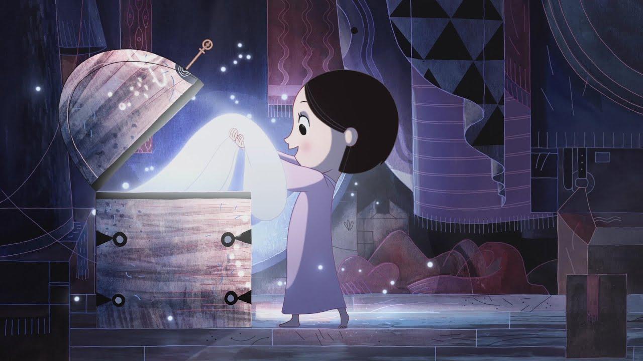 دانلود انیمیشن ترانه دریا