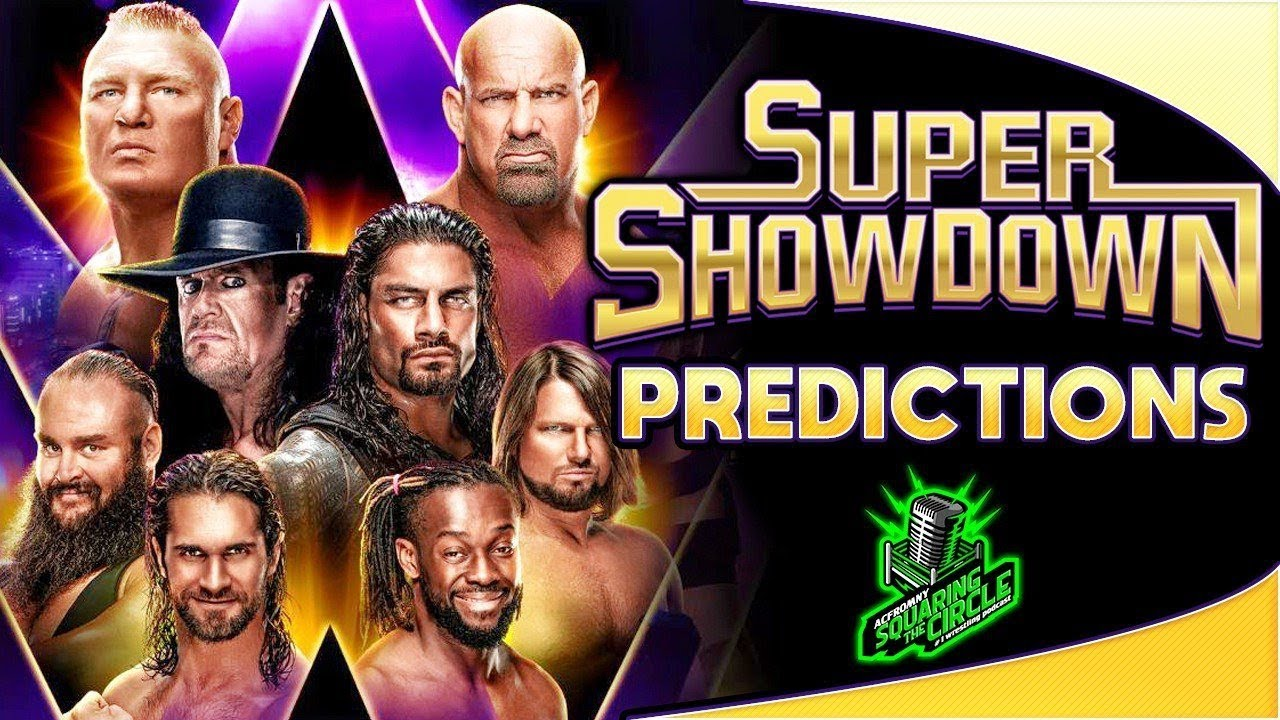 WWE Super ShowDown 2019 Results: Seth Rollins And The Winners And Losers After Saudi Arabian Showcase