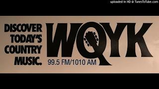 WQYK 99 Tampa -  July 1990 - Beecher Martin
