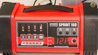 Зарядные устройства Aurora SPRINT-10D и 20D automatic(Обзор, тест, отзывы и работа зарядных устройств Aurora SPRINT-10D и 20D automatic. Узнать подробную информацию об этих..., 2014-12-23T14:03:01.000Z)