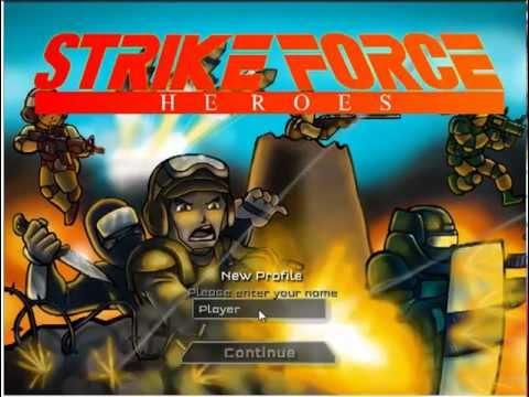 Let's Play Strike Force Heroes