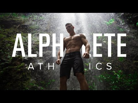 Official Alphalete Athlete: Igor Opeshansky