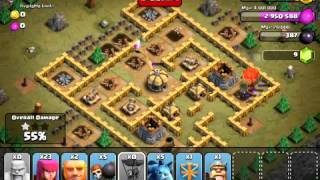 Clash of Clans - Hench Hunters - Triple A level 37