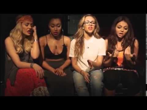 Little Mix - Boy (acapella, Open Doors Session, Columbia Records)