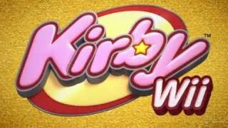 Kirby Wii: Official E3 Trailer