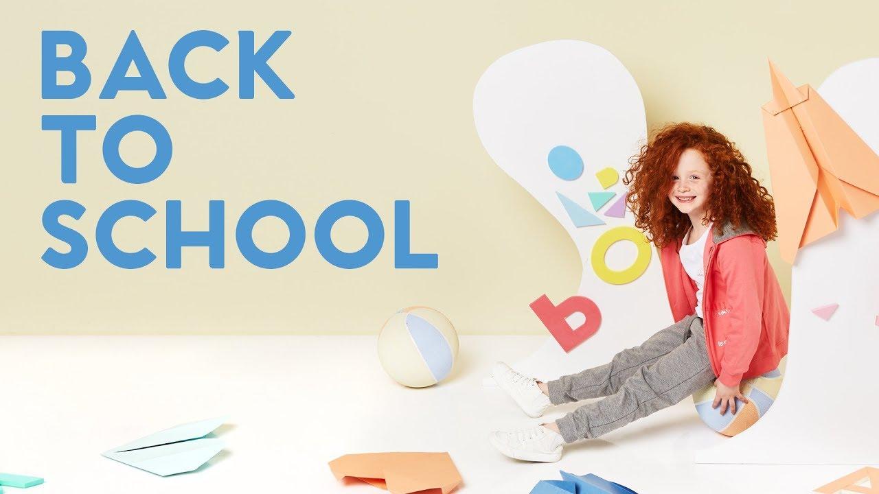 6e80ce094 Kids clothes. Back to school Fall/Winter 2017-18-LOSAN. LOSAN Happy Fashion