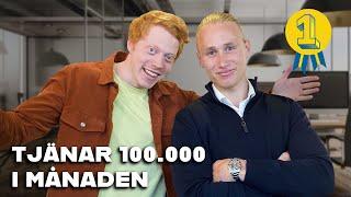 Mauri möter: Sveriges bästa telefonförsäljare
