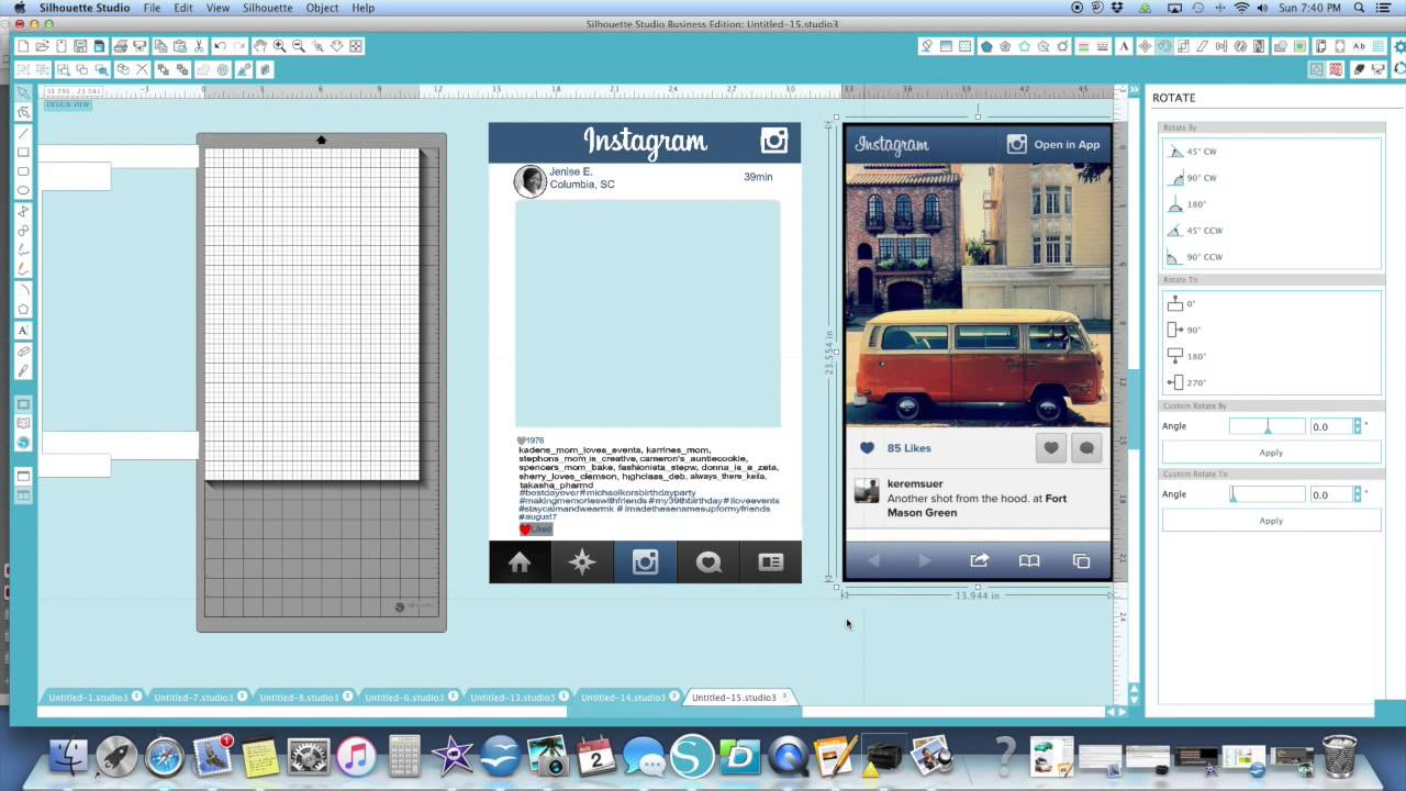 How To Use Clipping Magic Instagram Photo Prop Youtube