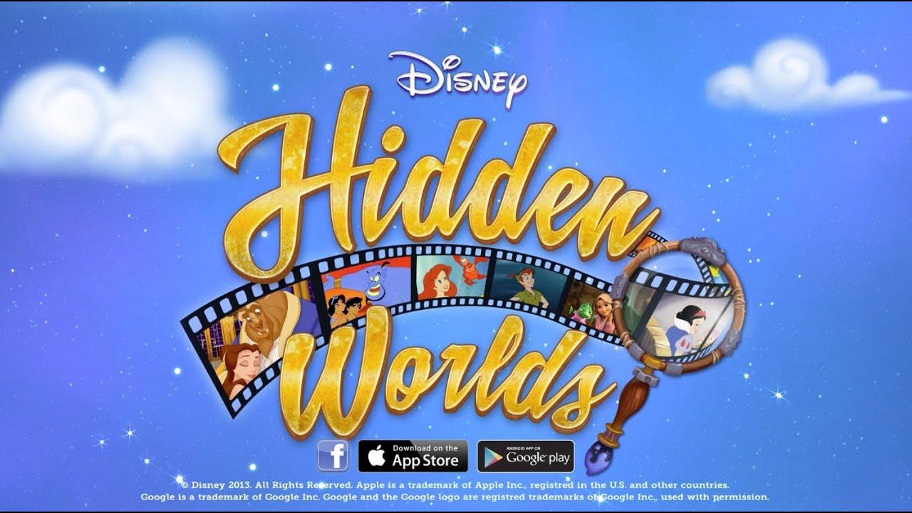 Disney Hidden Worlds: Official Trailer - YouTube
