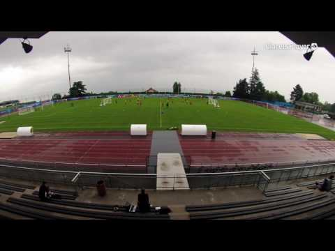 PRE SEASON | Evian 2016: Training Session Timelapse