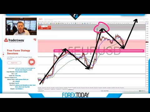 Live Forex Training For Beginners... If You Chase Price, Then You Will Go Broke.