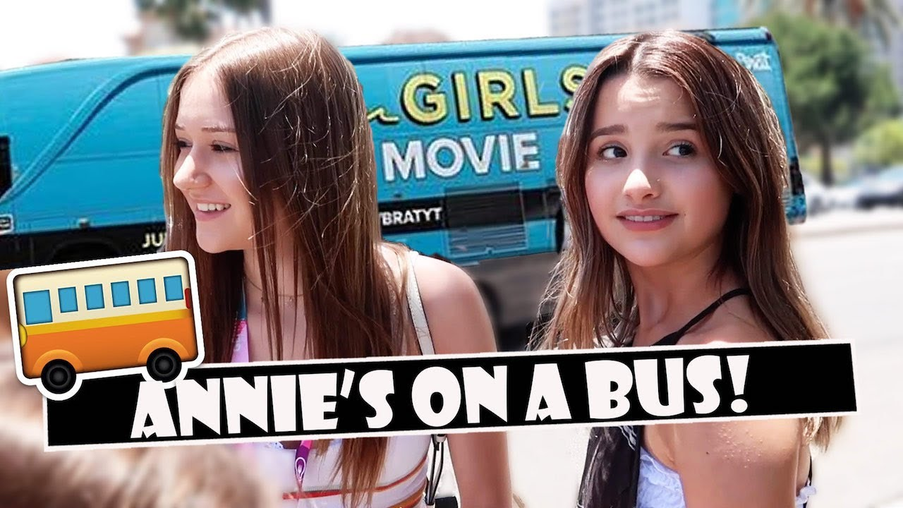 Annie's On A Bus 🚌 (WK 390.3) | Bratayley