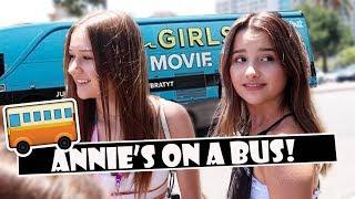 Annie's On A Bus  (WK 390.3) | Bratayley