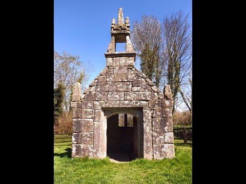 Dupath Holy Well Chapel, Callington, Cornwall, UK