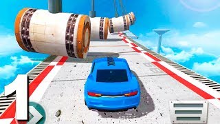 Drive Challenge (Deadly Race Car Game by Timuz Games) Gameplay Walkthrough 1-5 Levels (Android)