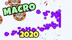 *UPDATED 2020* Agar.io Mobile FAST Macro / No Jailbreak / IOS Only