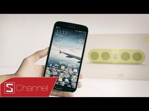 Schannel - Đánh giá chi tiết Galaxy Mega 6.3 - CellphoneS