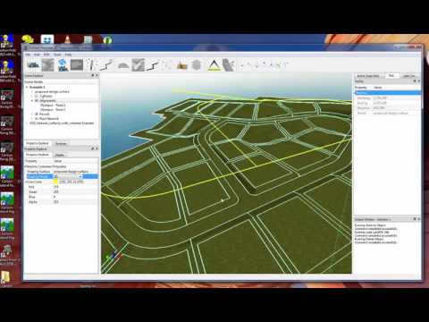 P3D LandXML Viewer 2016 | Introduction