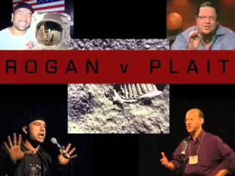 Joe Rogan 100% Clowns Phil Plait and shows him up as a stumbling idiot.