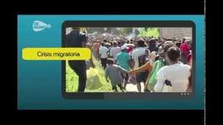 Noticias 3 Crisis migratoria en Europa