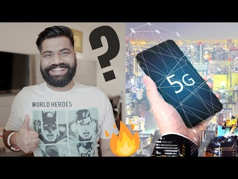 5G is Coming Soon - What to Expect? 5G Technology and Applications 🔥🔥🔥