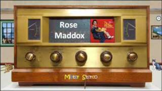 Rose Maddox - When The Sun Goes Down
