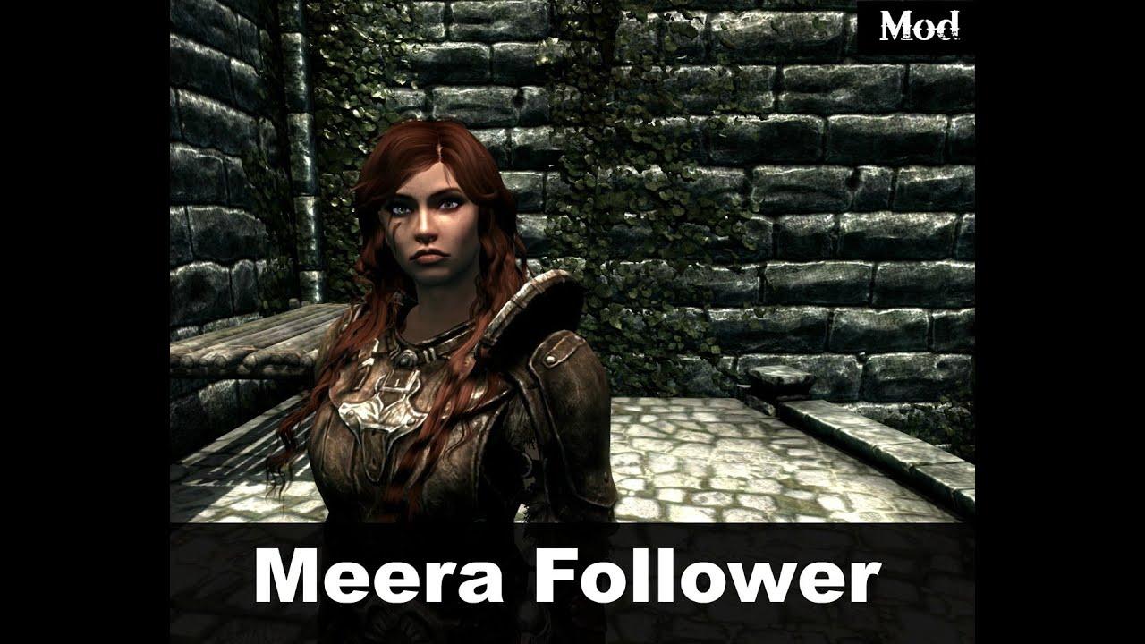 Skyrim Meera