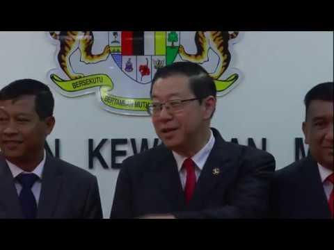 财长否认送地换削价 政府保证偿还1MDB债务