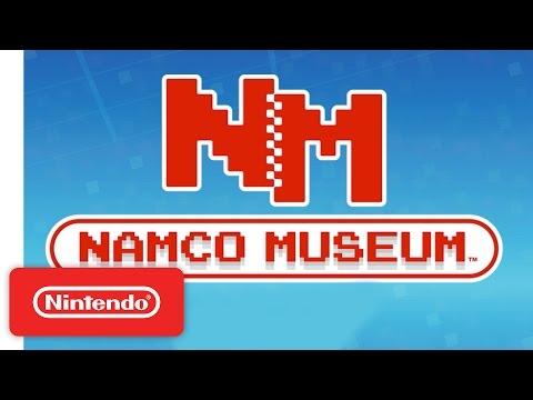 NAMCO MUSEUM – Nintendo Switch Reveal Trailer