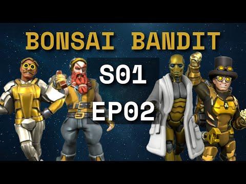 Download BONSAI BANDIT - S01EP02 : Bomia, la planète plate (pas vraiment)