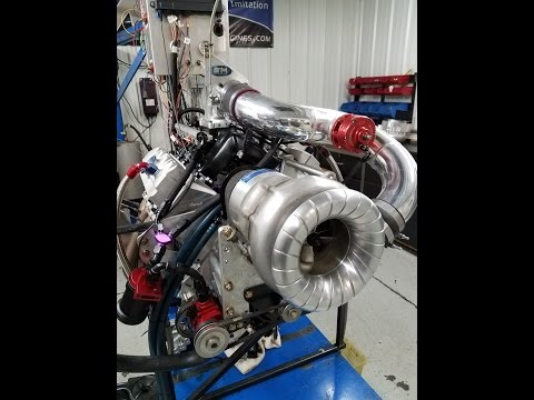 2,300+hp ProCharged SBF