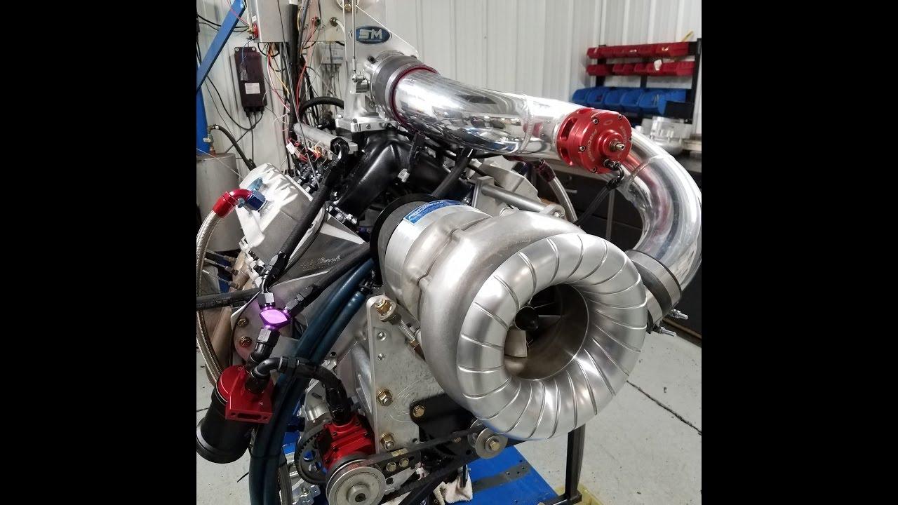 2,300+hp ProCharged SBF