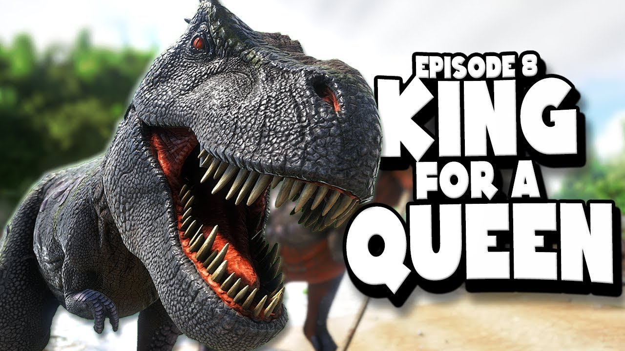 Download FINDING A KING FOR OUR QUEEN! - ARK: Survival Evolved ASCENSION Ep #8
